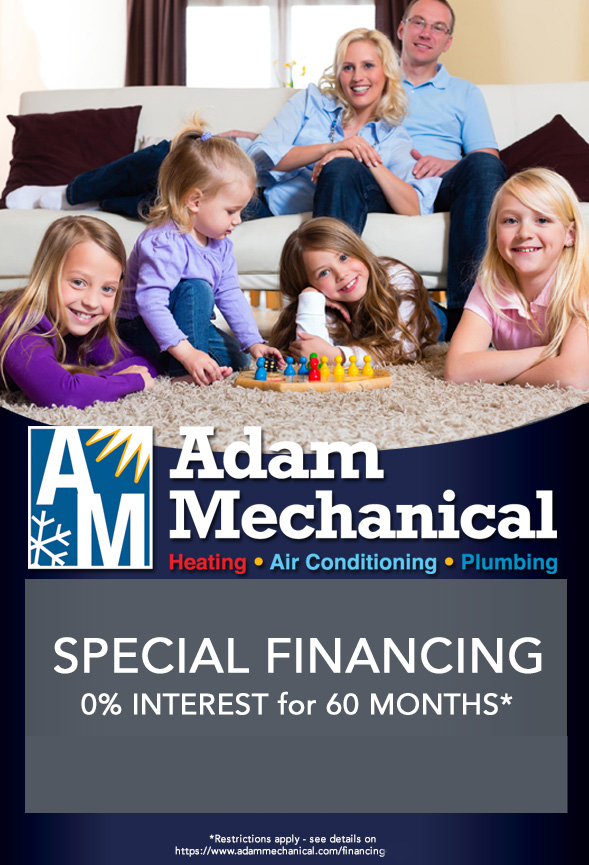 Adam Mechanical Financing